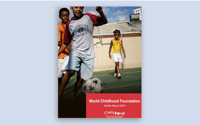 Childhood Jahresbericht 2014
