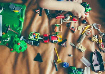 Chances for Children Highbridge Project
