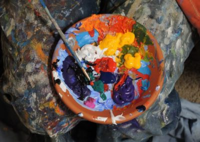Creative Arts Therapy Program