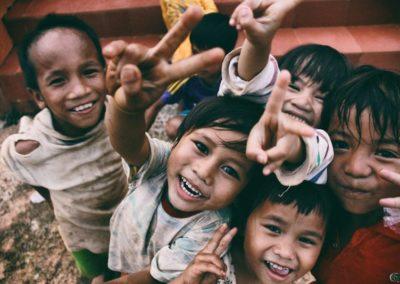 Schutz und Reintegration von Straßenkindern