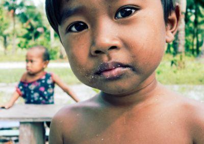 Reintegration und Bildung von Straßenkindern