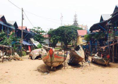 Unterstützung missbrauchter Kinder in Siem Reap