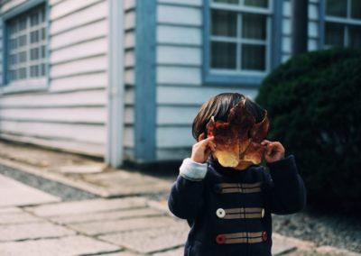 Vorschule für Kinder im Mutter-Kind-Heim