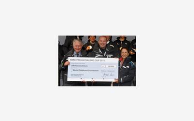 BMW Sailing Cup: Promis ersegeln 10.000 Euro für Childhood