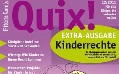 Magazin: Extra-Ausgabe zum Thema Kinderrechte