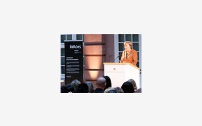 Projekt HEROS ausgezeichnet – Kanzlerin Merkel gratuliert
