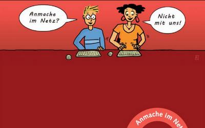 Projekt save-me-online.de: Broschüre für Kinder und Eltern