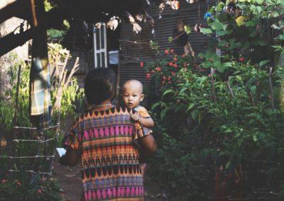 Schutz und Reintegration von Kindern in Aran