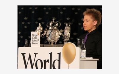 Schwedische Königsfamilie veranstaltet zweites Kinder- und Jugendforum