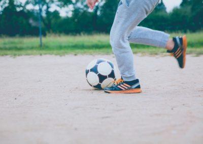 Willkommen im Fussball