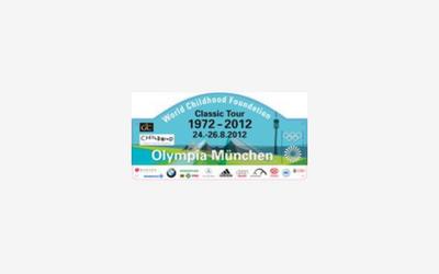 """""""World Childhood Foundation Classic Tour"""" erinnert an die Spiele von München"""