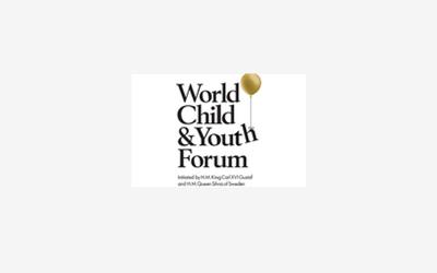 Zweites World Child & Youth Forum in Stockholm