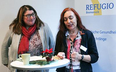 Neue Räume für Refugio Bremen e.V.