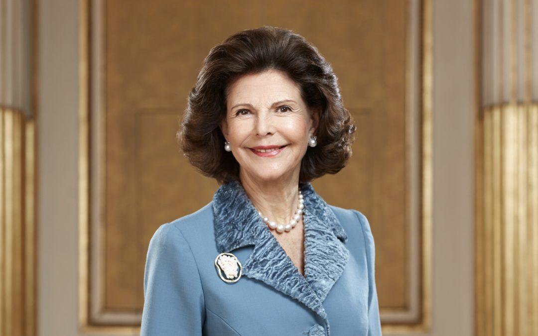 I.M. Königin Silvia von Schweden kommt nach Leipzig