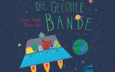 """Kinderbuch """"Die Gefühle Bande"""""""