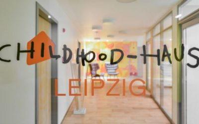 Ein Jahr Childhoood-Haus Leipzig